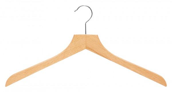 Holz-Formbügel, gerade Kopfform