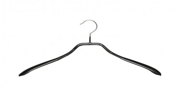 Metallkleiderbügel, mit Schulterverbreiterung: 38 mm