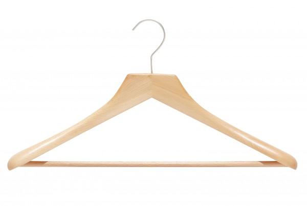 Modell kleiderb gel aus holz buchenholz kleiderb gel mit for Garderobenwagen holz