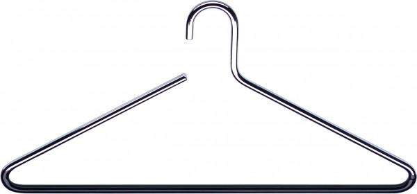 Chrom-Kleiderbügel Optichrome, 4 Stück
