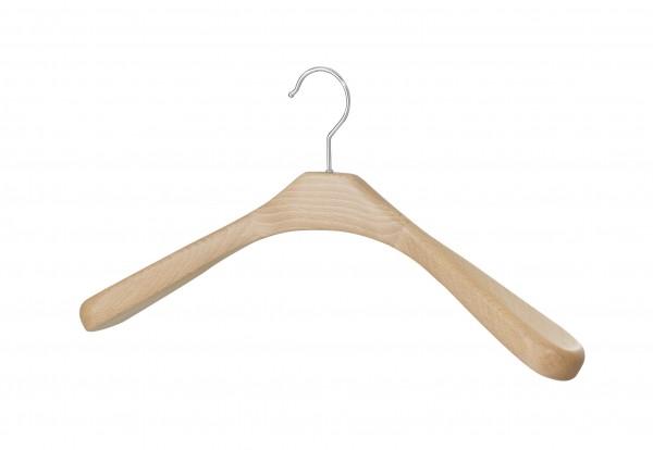Holz-Kleiderbügel FLEX-XXL, Natur