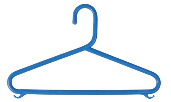 Kunststoff-Kinderbügel, mit Steg und Rockhäckchen