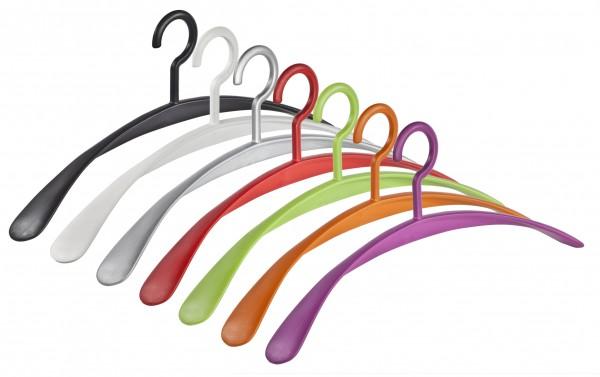 Kunststoff-Kleiderbügel Wing